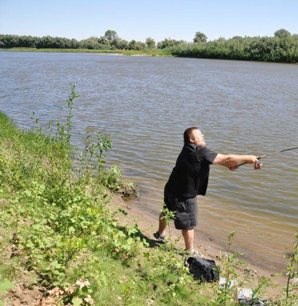 Fishing Trip Gone Wrong