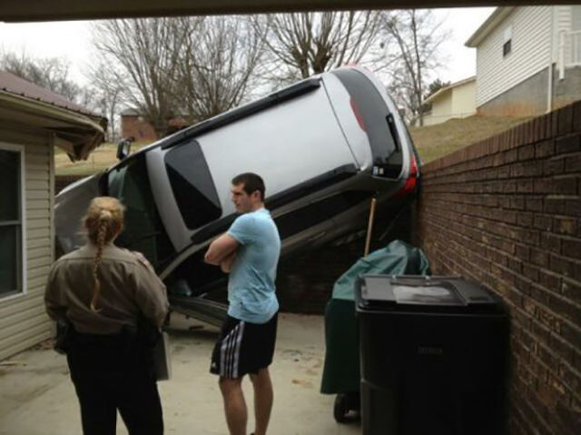 Impressive Ways to Have Car Accidents