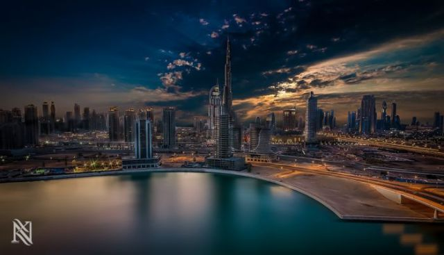Panoramic Aerial Shots of the World's Most Beautiful Cities and Buildings