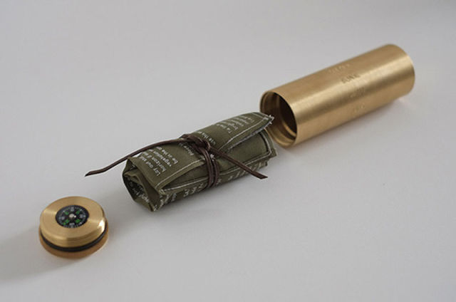 The Smallest Survival Kit You Will Ever See
