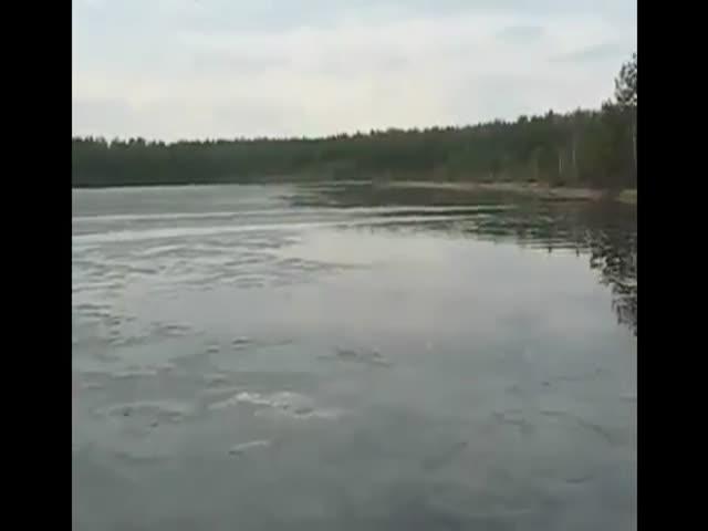 The Dreadful Russian Loch Ness Monster