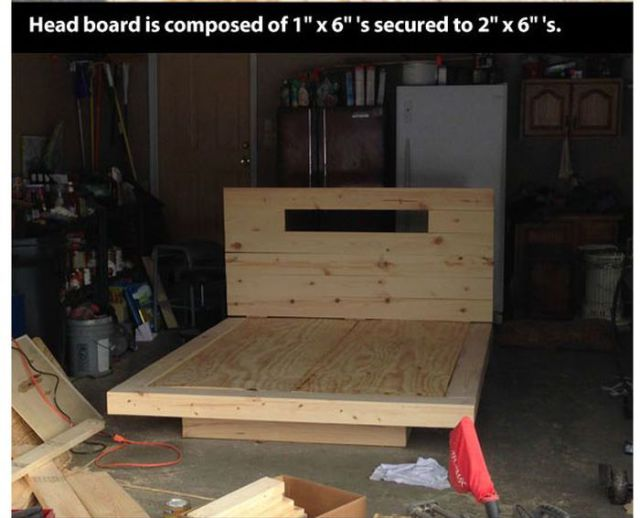 An Awesome Homemade Levitating Bed