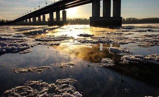 Siberia's Freak Sunny Weather