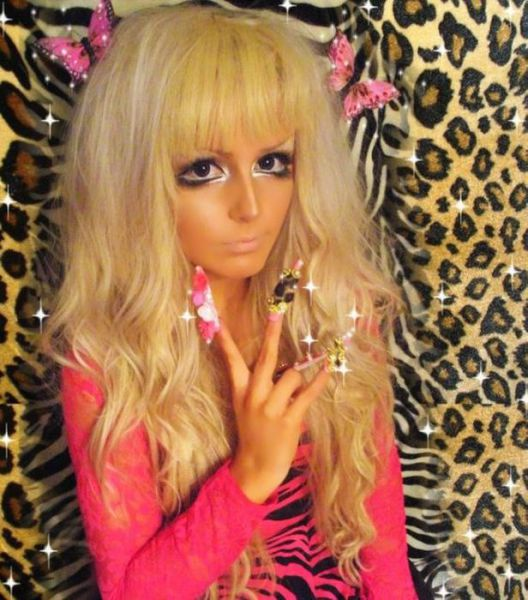 This Bradford Barbie Doll is a Real Girl