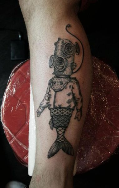 Great Tattoos That Artists Can be Proud Of