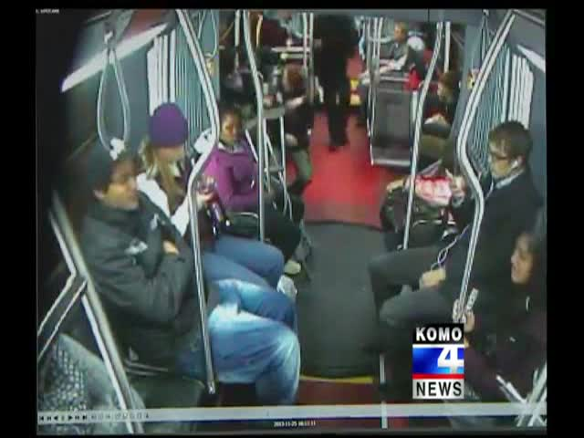 Armed Robber Chose to Steal from the Wrong Guy on the Wrong Bus