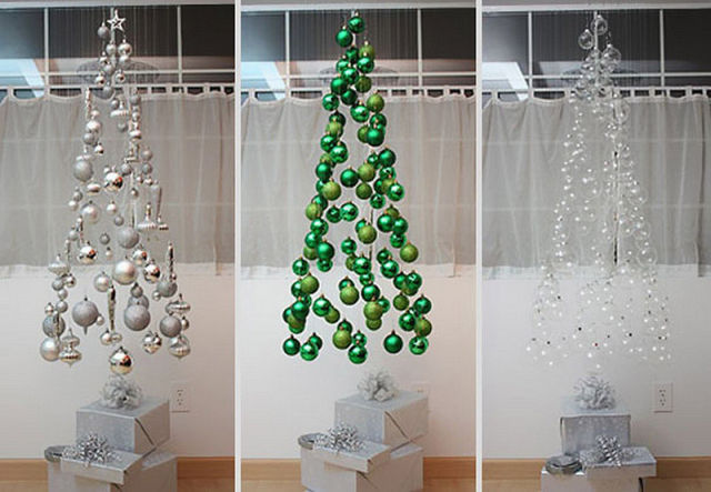 Original Christmas Trees That You Can Make at Home