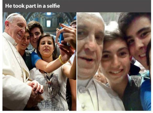 Being a Great Person: Pope Francis