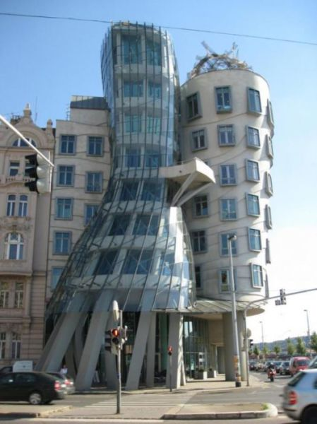 Strange and Unusual Buildings From Around the World