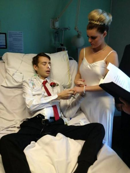 This Marriage Will Melt Your Heart