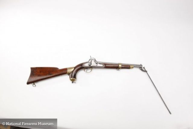 Unusual and Very Rare Weapons