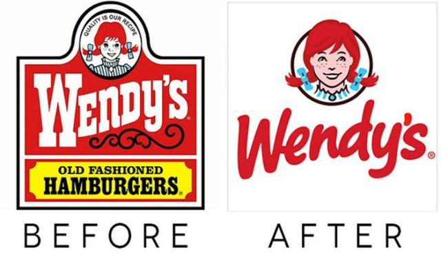 How Logos Have Changed Throughout 2013