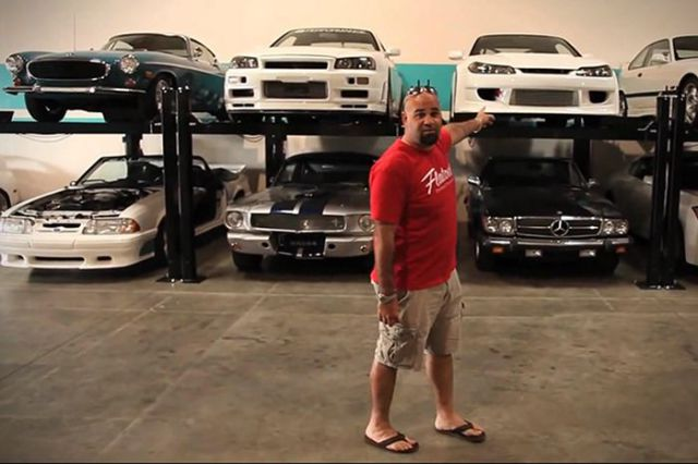 The Incredible Car Collection of the Late Paul Walker