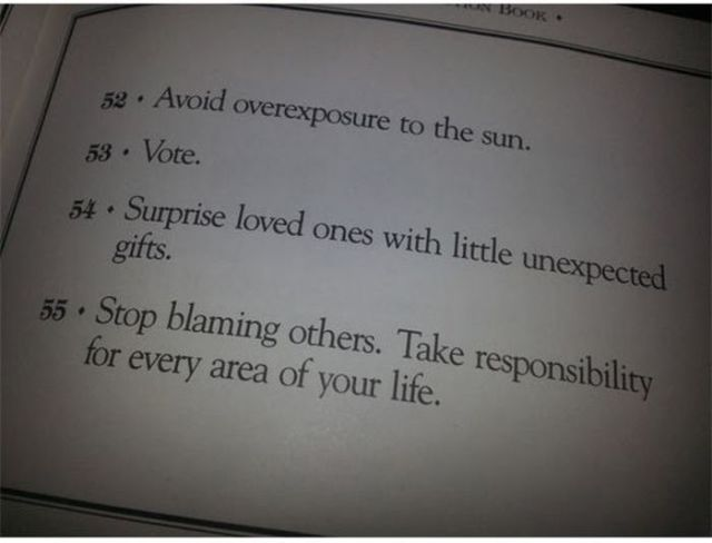 A Book Filled With Great Advice