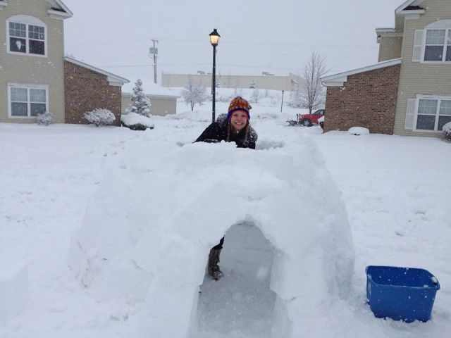 Igloo Construction Success