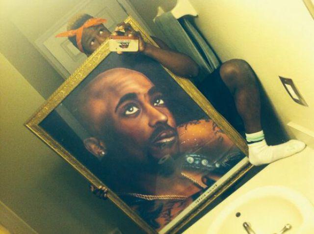 Legendary Selfies