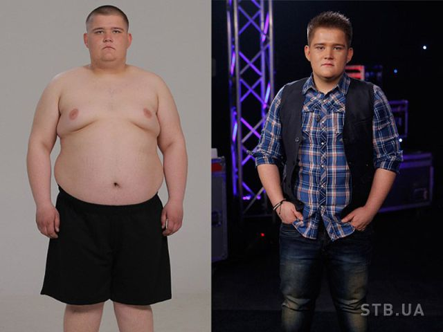 Losing Weight for a TV Program Gets Results