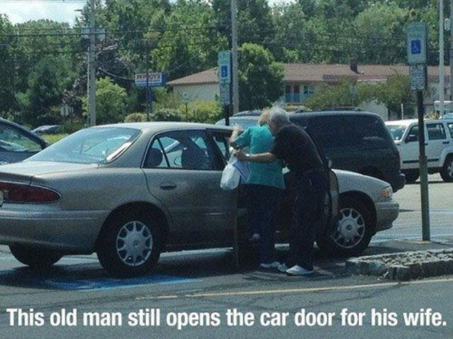 Old People Can Still Make You Smile