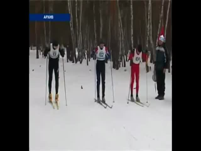 How Not To Start a Ski Race