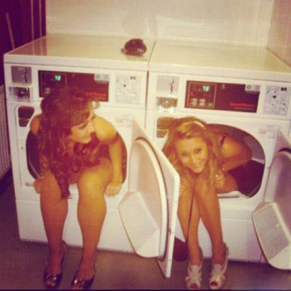 Girls Getting Stuck in the Weirdest Places