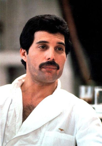 Great Photos of Legendary Freddie Mercury
