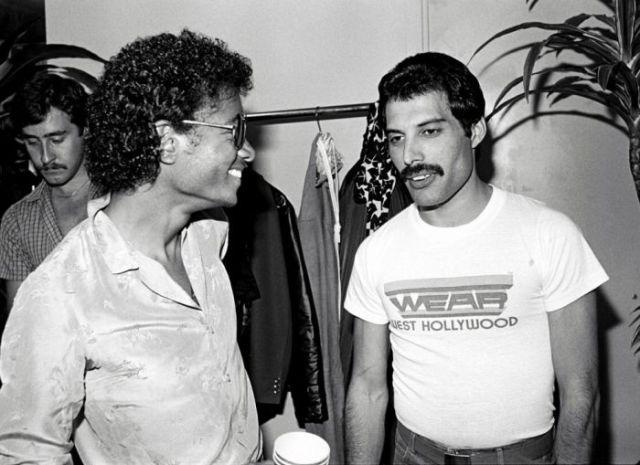 Great Photos of Legendary Freddie Mercury