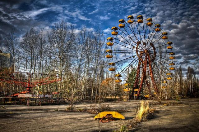 Once Filled with People, Now These Places are Deserted and Scary