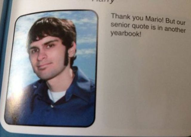 Smart-Ass Yearbook Quotes