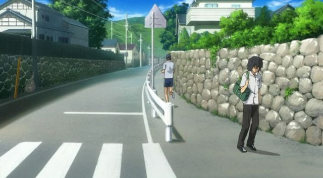 Anime Scenes vs Their Real Life Locations