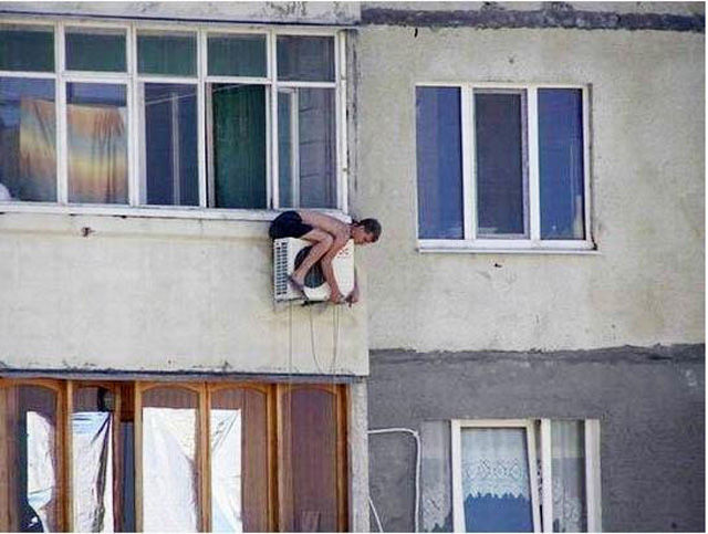 They Did Not Read the Safety Manual