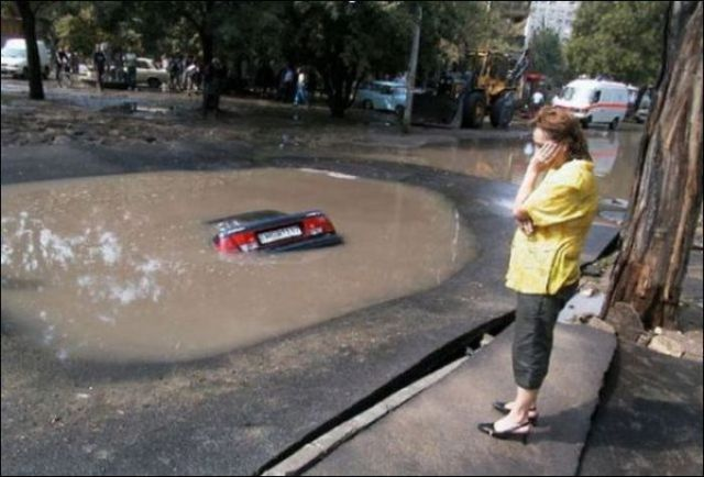 Timely Photos of Major Fails