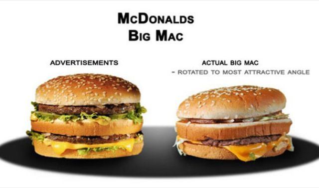 Fast Food Facts They Don't Want You to Know