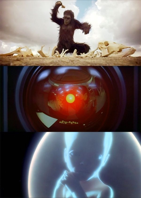 Movies Summarized in 3 Frames