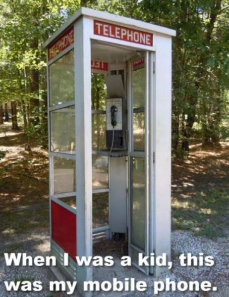 Do You Remember These Good Ol Days?