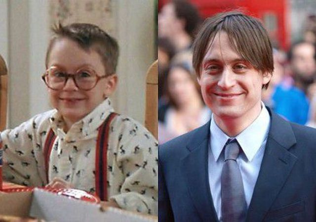 When Child Stars Grow Up