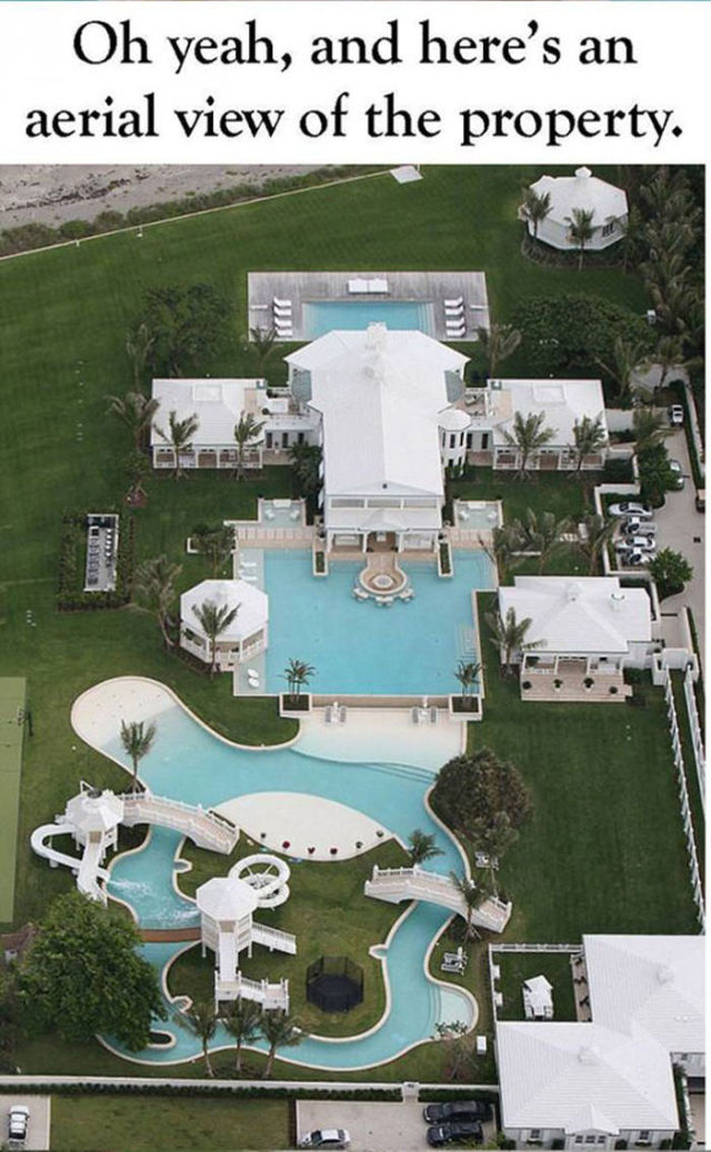 An Inside Look at Celine Dion's Private Water Park