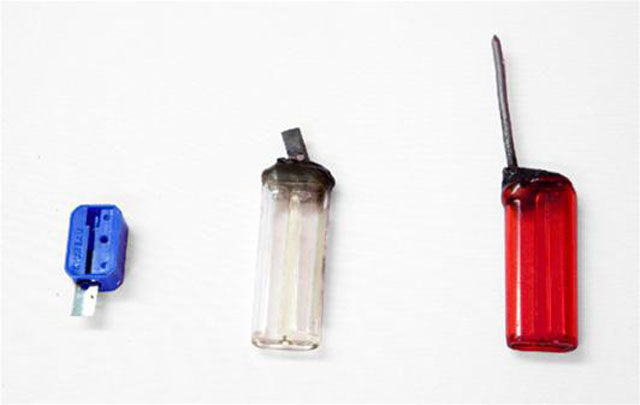 Ingenious Devices Made by Prison Inmates