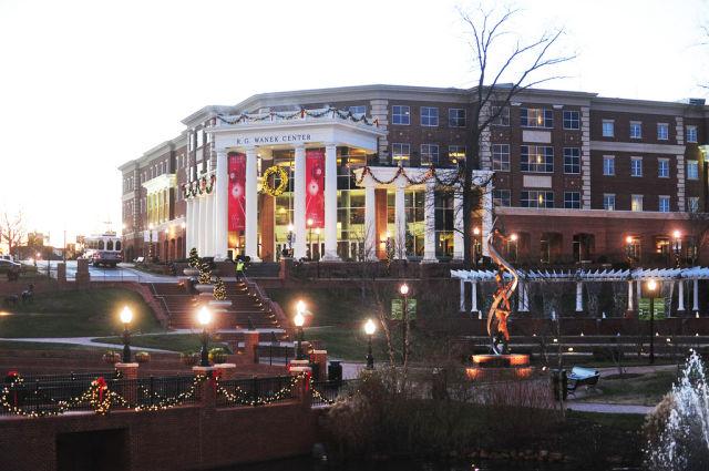 The Fanciest University in the World