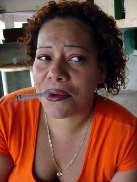 Real-Life Dominican Republic Street Prostitutes