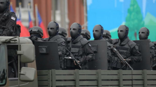 The New Taiwanese Army Uniforms Will Give You a Fright