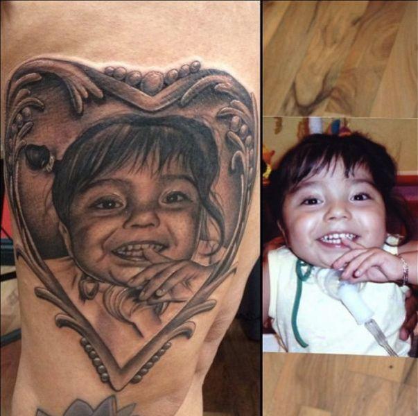 Amazing Hyper-Realistic Tattoo Art