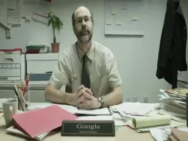 If Google Was a Guy...