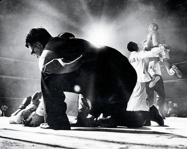 Epic Sports Photos Taken Throughout History