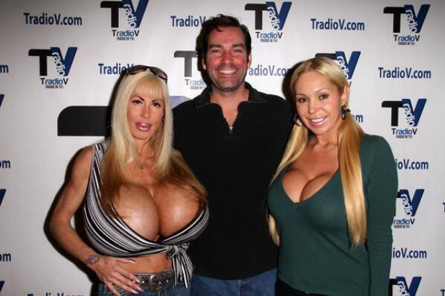 Huge Breasts Are Destroying Porn Star's Life