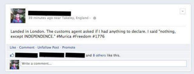 Viva Murica!