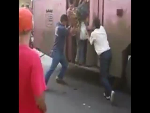 Rush Hour in Cuba