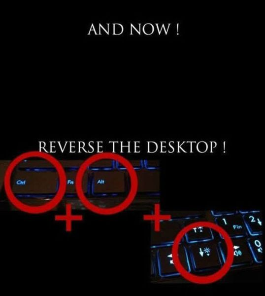 A Cruel but Clever PC Prank That Is Just Epic