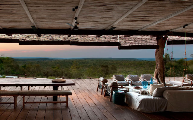 A Gorgeous Luxury Game Reserve in South Africa