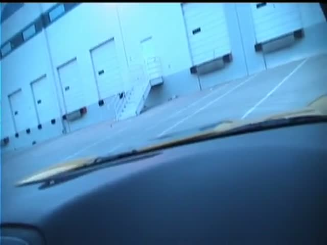 Cool Dad Teaches Daughter How to do Donuts in a Corvette ZHZ