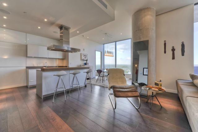 A Dream Modern Apartment That Would Be Awesome to Own